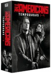 Pack The Americans - 1ª A 4ª Temporada