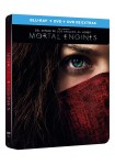 Mortal Engines (Blu-Ray + Dvd + Extras) (Ed. Especial Metálica)