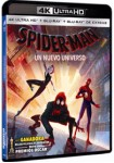 Spider-Man : Un Nuevo Universo (Blu-Ray 4k Ultra Hd + Blu-Ray)
