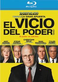 El Vicio Del Poder (Blu-Ray)
