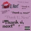 Thank U, Next (Ariana Grande) CD
