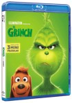 El Grinch (2018) (Blu-Ray)