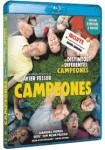 Campeones + Ni Distintos Ni Diferentes: Campeones (Blu-Ray)