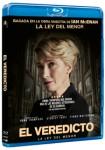 El Veredicto (La Ley Del Menor) (Blu-Ray)