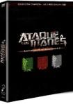 Ataque A Los Titanes : Las Películas (1ª A 3ª Parte)