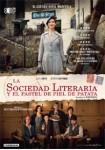 La Sociedad Literaria Y El Pastel De Piel De Patata (Blu-Ray)