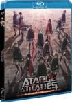 Ataque A Los Titanes : La Película - 3ª Parte (El Rugido Del Despertar) (Blu-Ray)