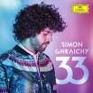 33 (Simon Ghraichy) CD