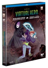 Virtual Hero - 1ª Temporada - 2ª Parte (Ed. Coleccionista) (Blu-Ray)