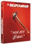 El Resplandor (Blu-Ray) (Ed. Iconic)