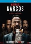 Narcos - 3ª Temporada (Blu-Ray)