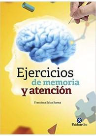 Ejercicios de memoria y atención (Tercera Edad) Tapa blanda