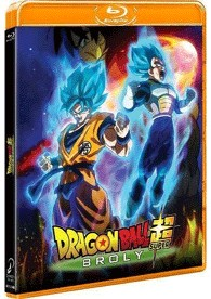 Dragon Ball Super : Broly (Blu-Ray Metálica)