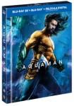 Aquaman (Blu-Ray 3d+ 2d) (Ed. Libro)