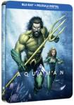Aquaman (Blu-Ray) (Ed. Metálica Ilustrada)