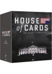 House Of Cards - 1ª A 6ª Temporada (Blu-Ray)