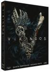 Pack Vikingos - 1ª A 5ª Temporada (Blu-Ray)