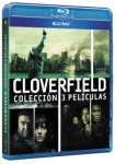 Pack Cloverfield 1 a 3 (Blu-Ray)