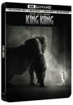 King Kong (2005) (Blu-Ray 4k Ultra Hd + Blu-Ray + Blu-Ray Extras) (Ed. Metálica)