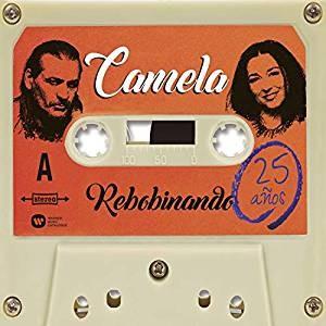 Rebobinando (Camela) CD