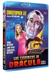 Las Cicatrices De Drácula (Blu-Ray)