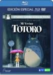 Mi Vecino Totoro (Blu-Ray+DVD)