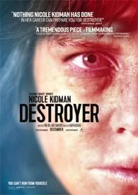 Destroyer, Una mujer herida