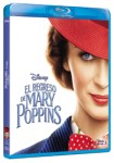 El Regreso De Mary Poppins (Blu-Ray)
