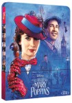 El Regreso De Mary Poppins (Blu-Ray) (Ed. Metálica)