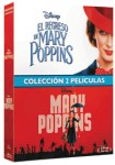 Mary Poppins + El Regreso De Mary Poppins (Blu-Ray)