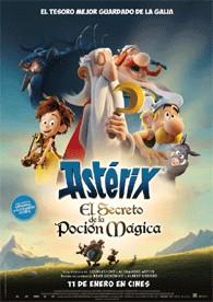 Astérix - El Secreto De La Poción Mágica (Blu-Ray)