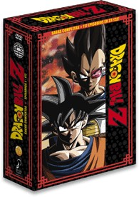 Dragon Ball Z Sagas Completas - Box 1