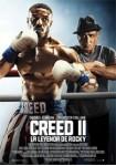 Creed II : La Leyenda De Rocky (Blu-Ray) (Ed. Metálica)
