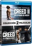 Creed + Creed II, La Leyenda De Rocky (Blu-Ray)