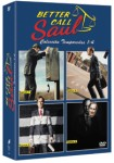 Pack Better Call Saul - 1ª A 4ª Temporada
