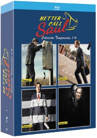 Pack Better Call Saul - 1ª A 4ª Temporada (Blu-Ray)