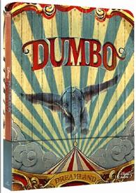 Dumbo (Live Action) (Blu-Ray) (Ed. Metálica)