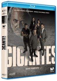 Gigantes - Serie Completa (Blu-Ray)
