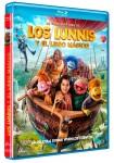La Gran Aventura De Los Lunnis Y El Libro Mágico (Blu-Ray)