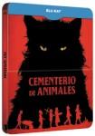 Cementerio De Animales (Blu-Ray) (Ed. Metálica)**