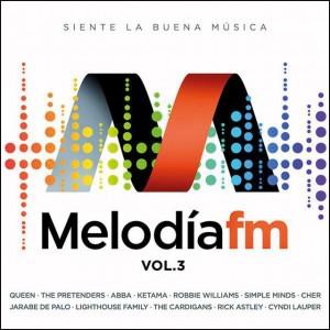 Melodía FM Vol. 3 (2 CD)
