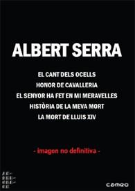 Albert Serra (V.O.S) + Libro (Cameo)
