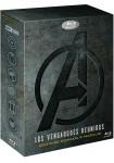 Pack Tetralogía Los Vengadores: 1 a 4 (Blu-Ray)