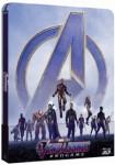 Vengadores : Endgame (Blu-Ray) (Ed. Metálica)