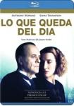 Lo Que Queda Del Día (Blu-Ray) (Ed. 2019)
