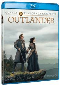 Outlander - 4ª Temporada (Blu-Ray)