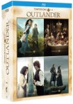 Pack Outlander (1ª a 4ª Temporada) (Blu-Ray)