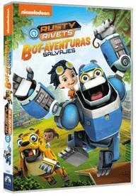 Rusty Rivets 3 : Bot - Aventuras Salvajes