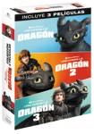 Pack Cómo Entrenar A Tu Dragon - 1 a 3