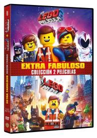 La Lego Película 1 + La Lego Película 2